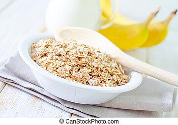 oat flakes
