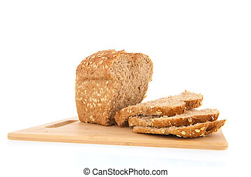 Oat meal bread - Whole bread with oat meal