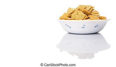 Oat Meal Breakfast Cereal - Oat meal breakfast cereal in a ...