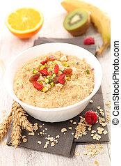 oatmeal porridge
