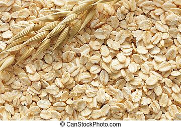 oats background