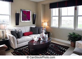 obývací pokoj celodenní
