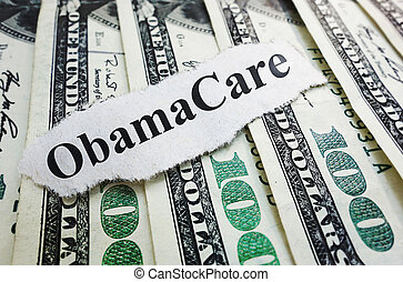 obamacare, お金