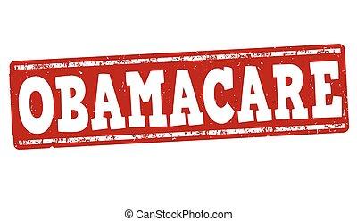 Obamacare stamp