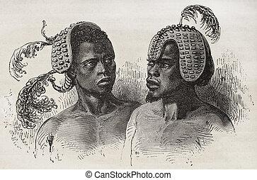 obbos, headgears