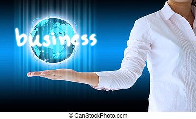 obchodnice, majetek, povolání, společnost