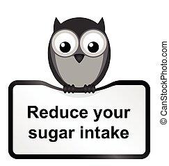 Obesity problem - Monochrome obesity sugar intake sign ...