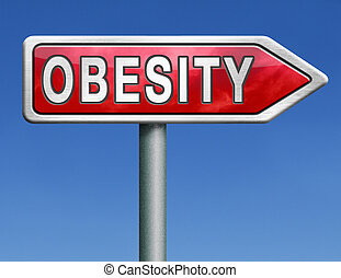 obesity obese man women child kid or children overweight and...