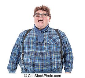 obeso, sobrepeso, joven