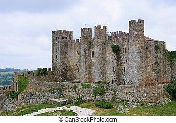 Obidos castle 01