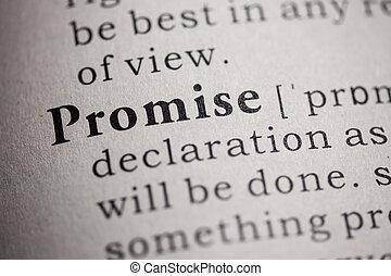 obietnica