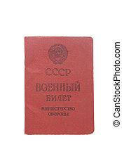 military card