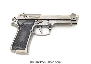 lighter pistols - object on white tool - lighter pistols