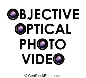 Objective of Photo and Video Cameras