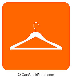 Objects collection: CLOTHES HANGER - CLOTHES HANGER ICON....