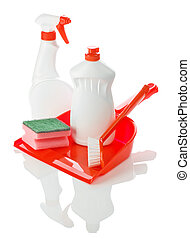 objects for cleaning
