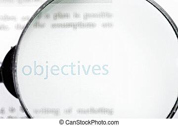 objektiv, fokusera