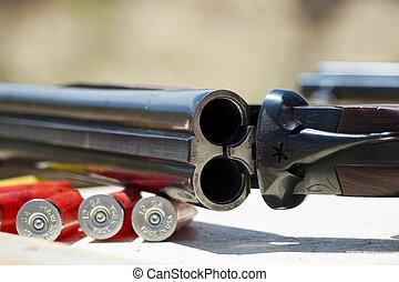 objetivo que dispara