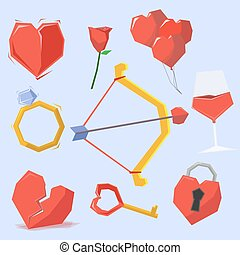 objeto, valentine