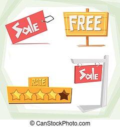 objeto, venda