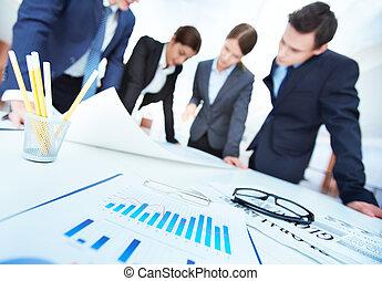 objetos, empresa / negocio