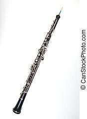 oboe, bianco