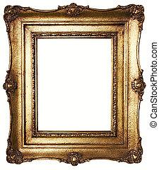obraz budowa złota
