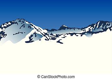 obraz, mountains08