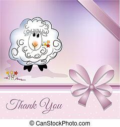 obrigado cartão
