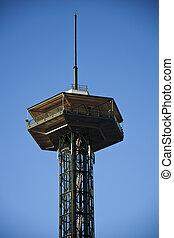Observation Tower in Galinburg