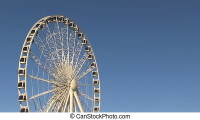 Observation Wheel - Observation ferris wheel for tourists...
