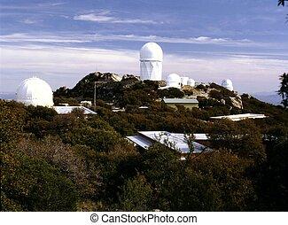 observatorio, nacional, arizona, pico del kitt