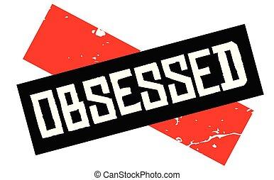 obsesionado, atención, señal