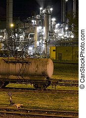 Obsolete wagon