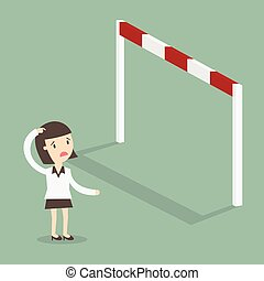 Obstacle - Big problem, Business problems and conquering ...