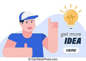 obtenir, plus, ideas.