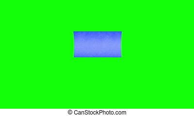 obtenu, vous, courrier, screen), (green