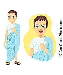 obywatel, commoner, rzymski