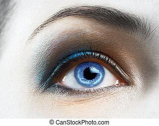 occhio, bellezza