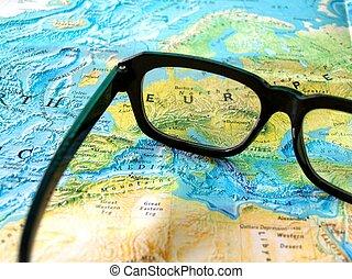 occhio, occhiali