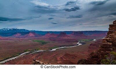 occidental, paysage