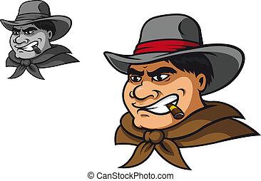 occidentale, cowboy