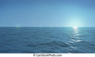 oceânicos, seamless, volta