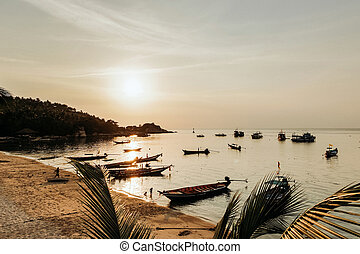 ocean bay in Bali