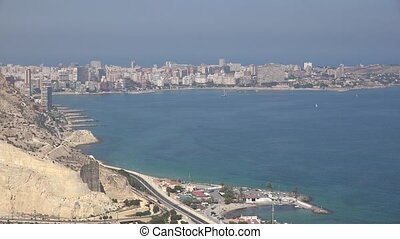 Ocean Bay Or City Harbor