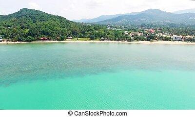 Ocean Beach Aerial View 06