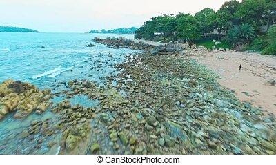 Ocean Beach Aerial View 09