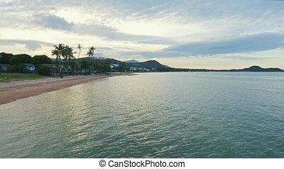 Ocean Beach Aerial View 14