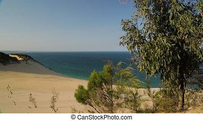 Ocean Beach View, Qld Island, Australia