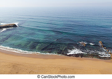 ocean coastline in Ericeira